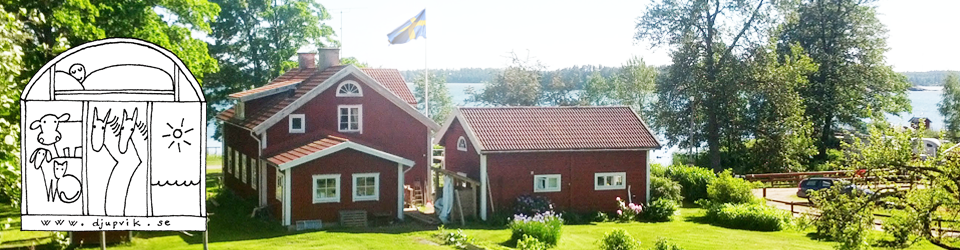 Djupviks Gård i Kolmården